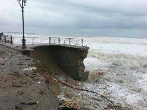 """Erosione costiera in Calabria, Codacons: """"Aprire indagine tecnica o ci rivolgeremo alla Procura"""""""