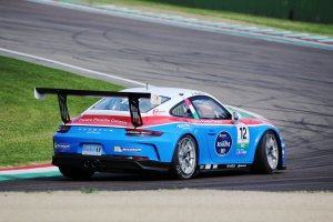 Un prestigioso secondo posto per il calabrese Iaquinta a Le Castellet in Carrera Cup Italia