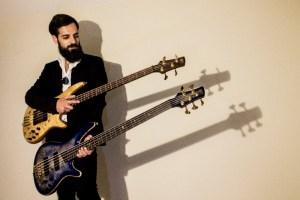 Il bassista calabrese Bruno Cucè nuovo endorser Ibanez