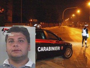 Aveva nascosta una pistola in auto, 34enne di Girifalco ai domiciliari
