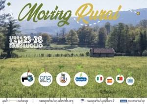 """Erasmus+, a Serra San Bruno 24 giovani europei per il progetto """"Moving Rural"""""""