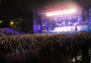 Successo senza precedenti per il concerto di Francesco De Gregori a Soverato