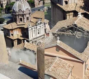 Cade a pezzi l'Italia