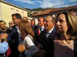"""La senatrice Vono (M5S) a S. Luca: """"La mia presenza dovere istituzionale in rappresentanza dei cittadini calabresi"""""""