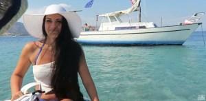 VIDEO | Soverato Sunset Boat
