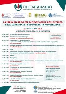 Catanzaro, all'Umg convegno sull'etica della professione infermieristica