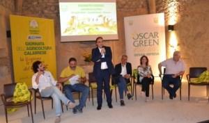Forum Coldiretti di Cernobbio, per la finale di Oscar Green in corsa una azienda calabrese
