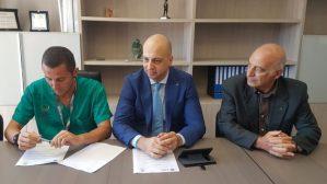 Satriano – Presentata la convenzione tra la Cisl e il Centro Odontoiatrico Tomaino