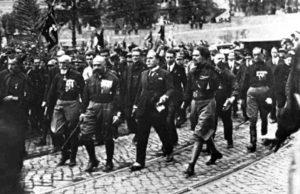 Lezioncina di storia: 28 ottobre 1922