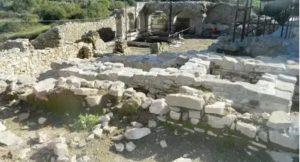 Scoperto in Calabria un convento francescano del '400