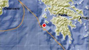 Nuova fortissima scossa di terremoto in Grecia. Avvertita anche in Calabria
