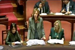 """Femminicidio, la senatrice Vono: """"Con commissione d'inchiesta più strumenti contro la violenza di genere"""""""