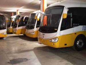 In Calabria 22 nuovi autobus per viaggiare bene E COmodi