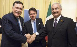 Il vertice di Palermo, la Libia e l'Italia