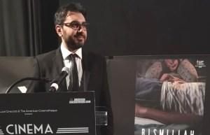 Corsa agli Oscar. Accoglienza trionfale per il calabrese Alessandro Grande a Hollywood