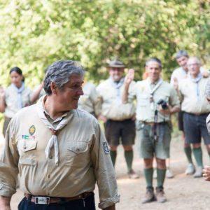 Il gruppo scout Assoraider Delegazione di Borgia festeggia i trent'anni