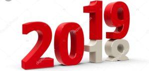 """Il 2019 spero vivamente che possa essere uno """"spartiacque"""". Auguri!"""