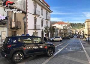 Auto del sindaco di Girifalco danneggiata, individuato e deferito 40enne