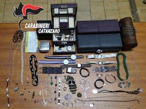 Furti e danneggiamenti, decisa azione di contrasto dei carabinieri di Catanzaro