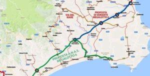 Presentato lo studio di fattibilità della nuova SS 106 Crotone-Simeri a 4 corsie