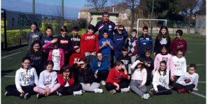 Joy Volley, al via il progetto Scuola a Nocera Terinese