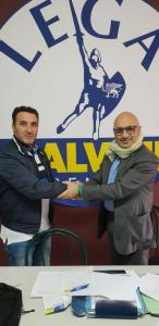 """Petrizzi: l'Assessore Antonio Provenzale componente della Commissione Sanità ANCI e coordinatore cittadino per la """"Lega per Salvini Premier"""""""