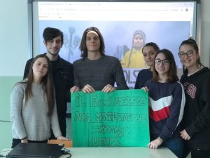 """Studenti del liceo E. Fermi e Consorzio di Bonifica insieme per il """"Global strike for future"""""""
