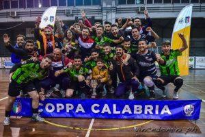 """L'ASD Nausicaa C5 si aggiudica la Coppa Calabria """"Memorial Stefano Gallo"""""""