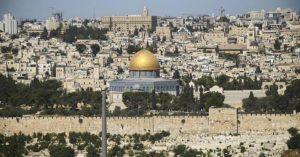 Il papa, Gerusalemme e un documento scritto