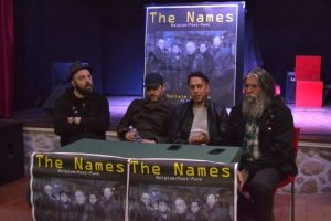 Le gelide geometrie post-punk dei The Names a Cinquefrondi