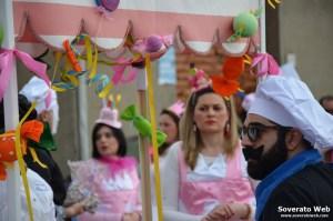 FOTO   Soverato – Successo per la quinta edizione di Carnevale Insieme