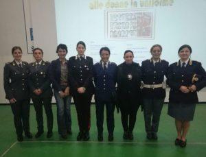 L'omaggio dell'UNUCI Calabria alle donne in uniforme