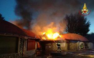 Appiccò fuoco in locali di Villaggio Palumbo, muore in ospedale per le ustioni