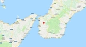 Scossa di terremoto questo pomeriggio in Calabria