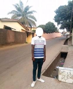 """""""Universo Minori"""" aiuta Aly, un ragazzo della Repubblica di Guinea, a studiare"""