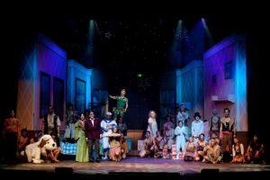 """Domani sera al Teatro Rendano di Cosenza lo spettacolare musical """"Peter Pan"""" di Edoardo Bennato"""