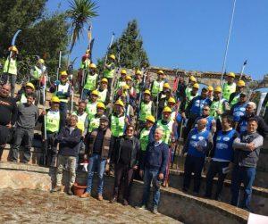 A Borgia la quarta edizione del campionato regionale di potatura dell'olivo allevato a vaso policonico