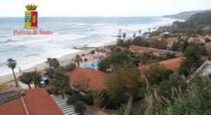 """'Ndrangheta – Confisca della Polizia di beni per 12 milioni, c'è anche il """"Baia Tropea Resort"""""""