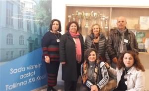 Una delegazione dello staff dell'ITT G. Malafarina di Soverato in Finlandia e in Estonia