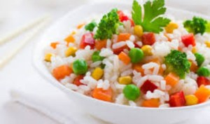 """""""Frammenti di vetro nei vasetti"""", richiamata dagli scaffali insalata per riso"""