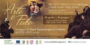"Inaugurata a Gerace la mostra d'arte e fede ""Immagini dei Santi Taumaturghi in Calabria dal XVI al XIX Secolo"""
