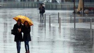 Maltempo – In arrivo piogge e temporali sulla Calabria