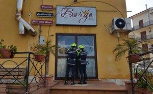 Pizzeria abusiva nel seminterrato delle case popolari, struttura sequestrata