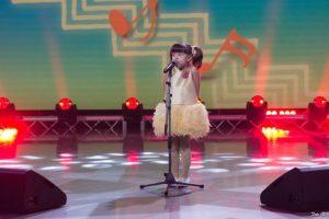 La piccola Victoria di San Andrea Jonio ospite d'onore al Teatro Moderno di Latina