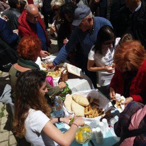 """Grande successo dell'iniziativa Primo Maggio """"Slow & Folk"""" a Badolato"""
