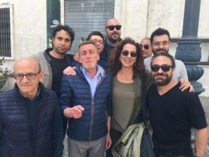 Fratelli d'Italia: dal Basso Ionio Catanzarese a Napoli in sostegno dei propri candidati