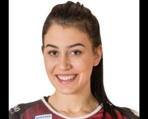 Volley Soverato – Colpo di mercato. Presa la forte schiacciatrice bulgara Chausheva