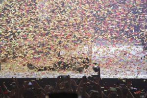 Strepitoso concerto dei Thegiornalisti al PalaCalafiore di Reggio Calabria