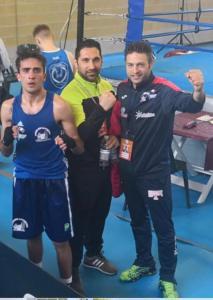 Pugilato – Il calabrese Andrea Navigante in semifinale al Torneo Nazionale Elite II di Mondovì