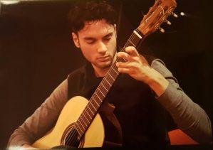 Il calabrese Diego Cambareri ospite dell'Associazione Amici della Musica di Catanzaro